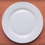 A video shows how  one simple dinner plate can say a ton about hunger in America.