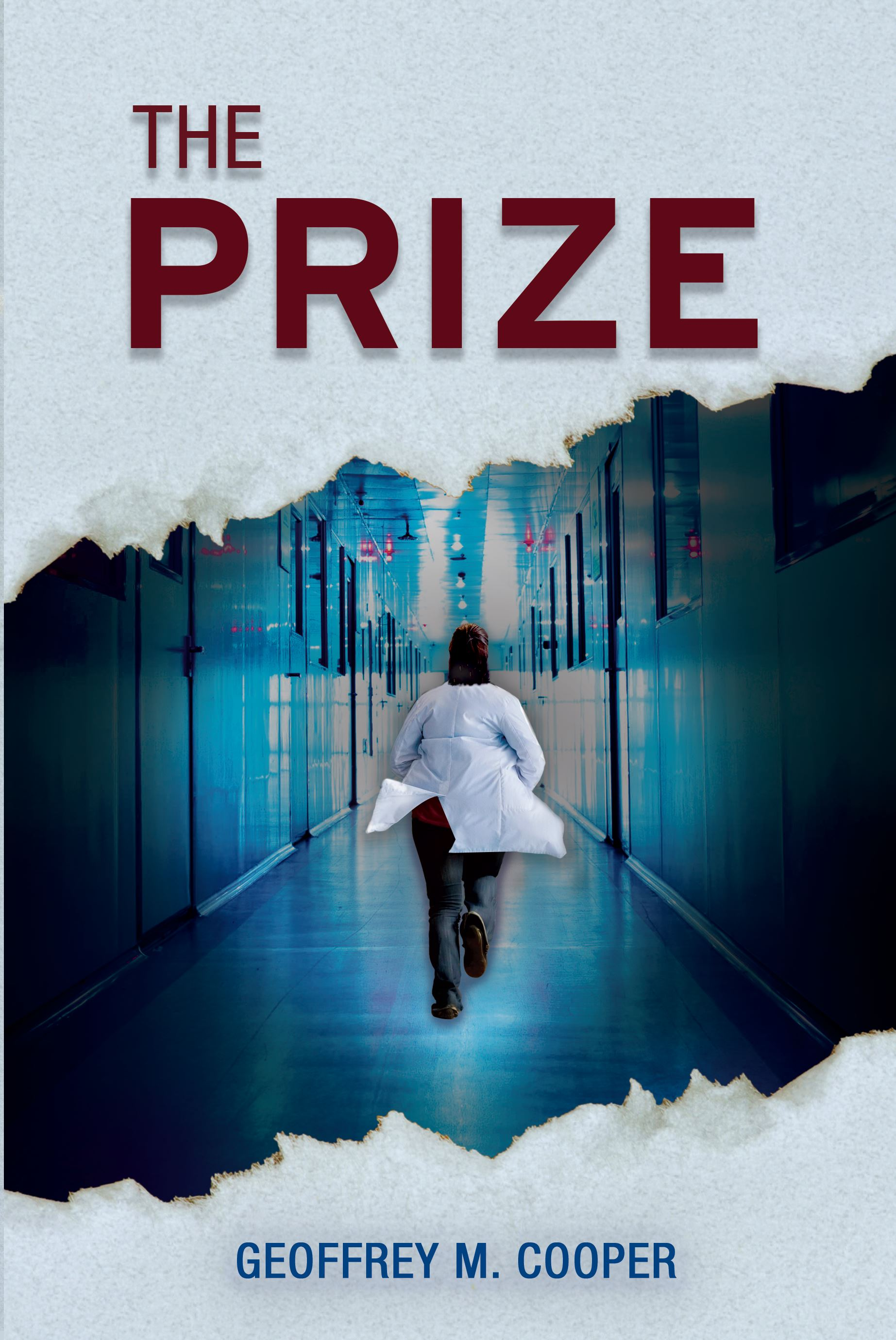 the prize cover
