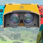 Nintendo is bringing virtual reality to 2 of its biggest Switch games