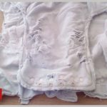 'I used the same nappy for my nine children'