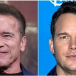 Arnold Schwarzenegger Dishes On Doing A Movie With Son-In-Law Chris Pratt